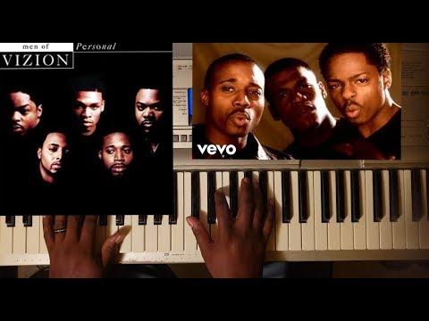 men of vizion - house keeper (piano tutorial) f#