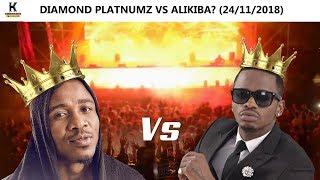 ALIKIBA DIAMOND PLATNUMZ KINGS MUSIC NA WCB NI VITA TUH
