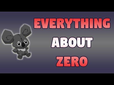 EVERYTHING ABOUT ZERO ANIMAL JAM