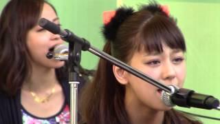 西内まりや 千里セルシー(大阪・千里中央) 4thシングル・save me リリー...