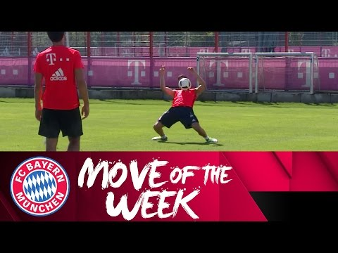 Robert Lewandowski Skills | Move of the Week