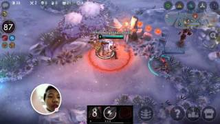 Vainglory - Road to Vainglorious: DOMINATE THE GAME! Blackfeather |CP| Jungle Gameplay [Update 2.1]