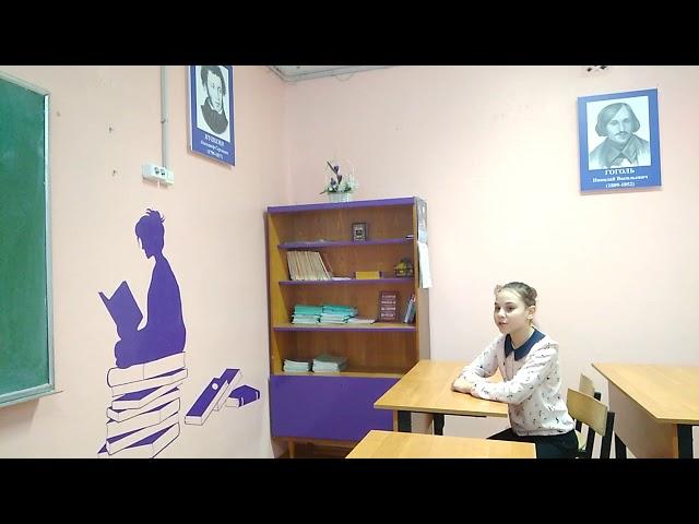 Изображение предпросмотра прочтения – ЕвгенияФоканова читает произведение «Ночь, улица, фонарь, аптека…» А.А.Блока