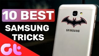 Top 10 Samsung Galaxy On7 Prime, J7 Max Tips and Tricks (2018)