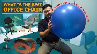 Office Chairs And Alternative Seating | Physical Therapists Rates Best Desk Chairs