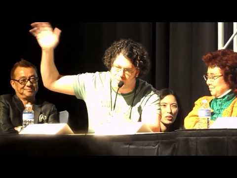 Dragon Ball Z Panel - Favorite lines (Animazement 2013)