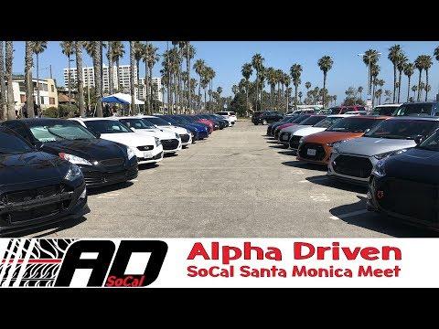 Alpha Driven Santa Monica Meet