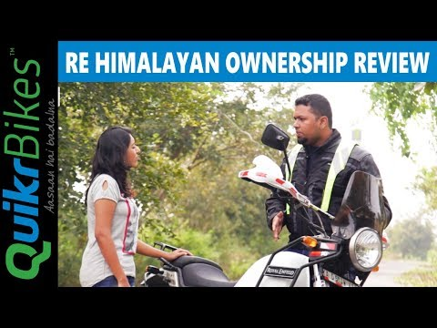 RE Himalayan Long Term Ownership Review | The Not So Good Things!