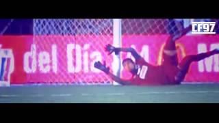 Jonathan Orozco - Rayados del Monterrey - The Spiderman (HD)