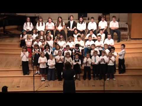 CHESS  Elementary Choir 4 4 2013