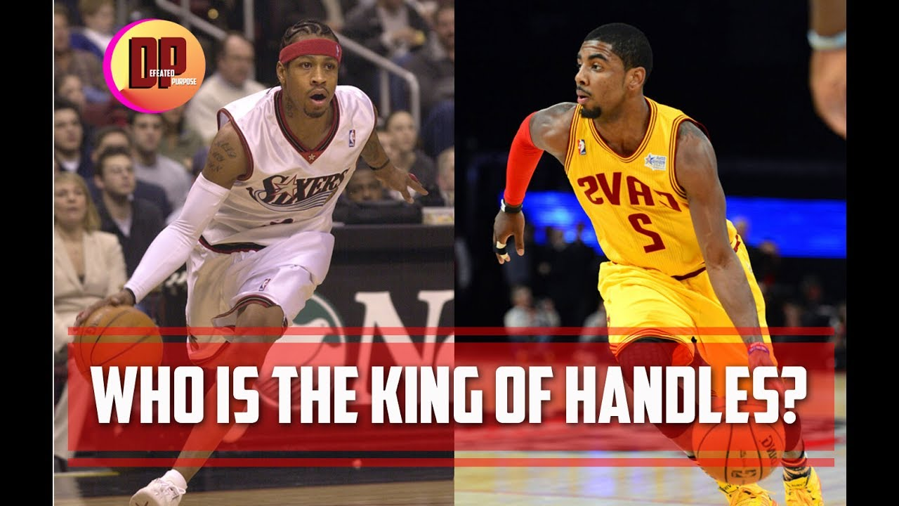 cb0ad33733d Allen Iverson vs Kyrie Irving  Who is the King of Handles  - YouTube
