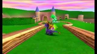 Spyro The Dragon Episode 1  MrFalliorsGaming Retro Gaming!