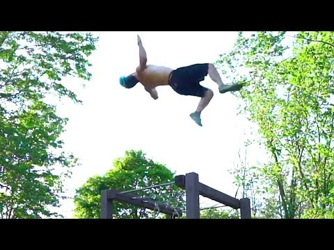 Epic Parkour and Freerunning 2018 - Summer Jumps