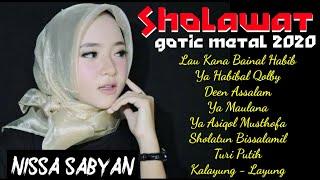 Download lagu SHOLAWAT MERDU NISSA SABYAN VERSI GHOTIC METAL 2020 || RELIGI ENAK DIDENGAR DAN BIKIN HATI ADEM