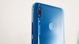 مراجعة للهاتف Huawei Y9 نسخة 2019