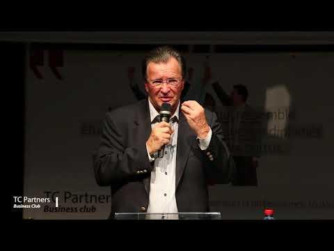 Conférence des 10 ans de TC Partners  de  Lionel Bellenger