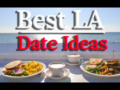 dating spots santa monica