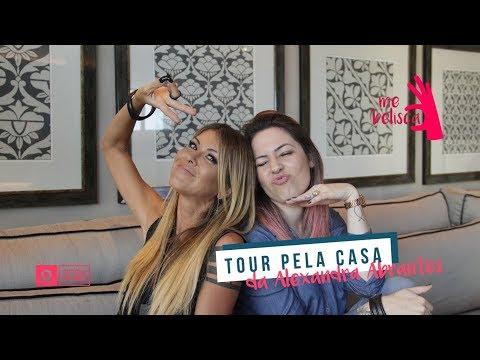 TOUR PELA CASA da ALEXANDRA ABRANTES! #MeBelisca