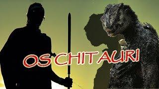 Os Chitauri - Os Reptlianos de Credo Mutwa
