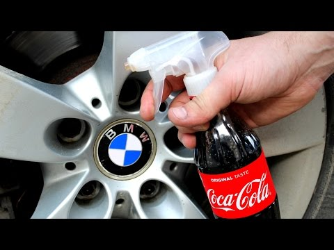 7 Simple Life Hacks with Cola Cola