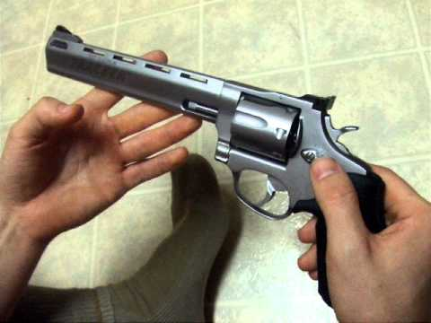 Taurus Tracker  357 Magnum Review