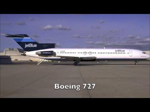 Jetblue Airways Concept Fleet
