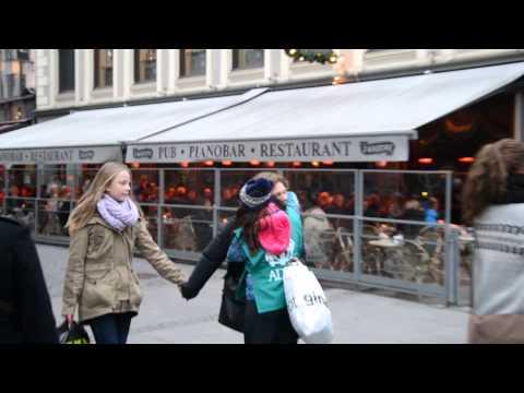 ADRA Norway Street Program in Oslo Part 1