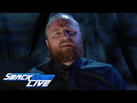 Is it time for Aleister Black to come out of the shadows?