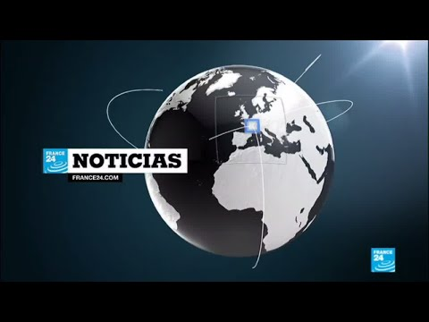 FRANCE 24 now in Spanish, live from Bogota, Colombia!