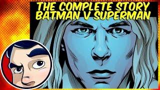 Lex Luthor: Batman V Superman Prequel - Complete Story | Comicstorian