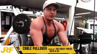 Instructional Workout to get those MASSIVE CHEST | MuscleRippedTV