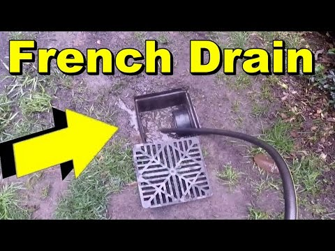 Downspout Drain Cleaning in Mckinney