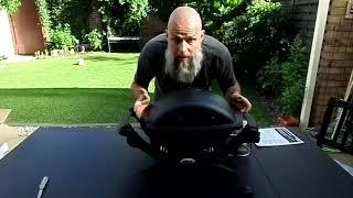 Unboxing Weber Q1000 (english subtitles)