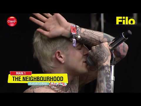 The Neighbourhood   Show Lollapalooza Argentina 2018  Completo