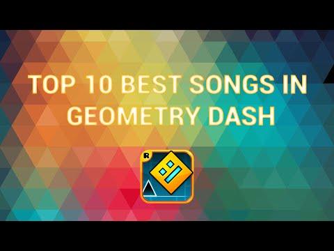 Top 10 - Best Geometry Dash Songs