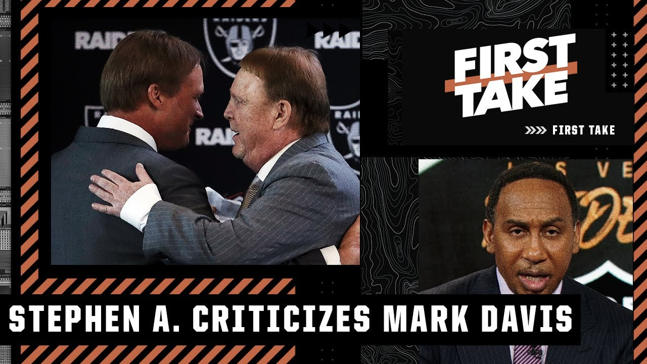 Mark Davis on Jon Gruden's emails: We don't stand for it