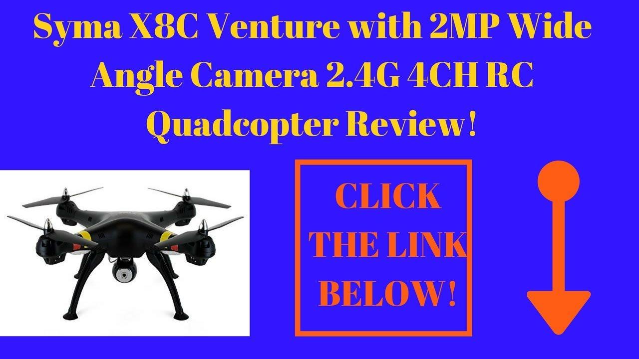 Syma X8C Venture 2.4G 4CH RC Quadcopter