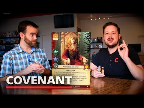 Lions Of Casterly Rock Unboxing | Game Of Thrones LCG