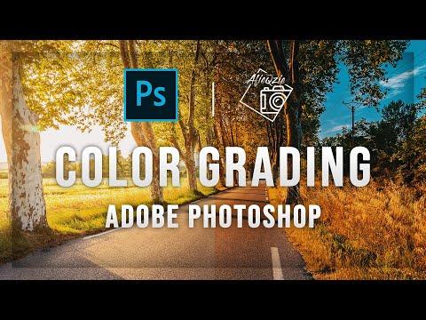 Tutorial Color Grade Gambar Guna LUTs (EASY) - Adobe Photoshop | Malaysia thumbnail