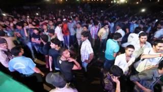 yo yo honey singh & mafia mundeer @ gwalior (apr 4, 2012)
