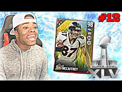Madden 17 Ultimate Team | 99 Ed Mccaffrey Playoff Debut! | Road to the Super Bowl #12