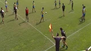 rugby franciacorta  seregno  71 a 0 del 16/09/18  1 t°