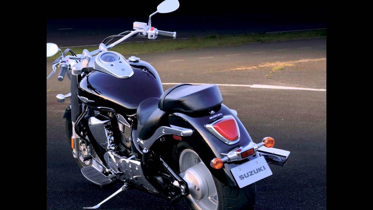 Suzuki C109R Boulevard - YouTube