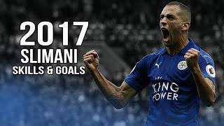 Islam Slimani - The Beginning - Leicester City - 2016/2017