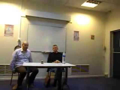 Presentation on French language by Nicolas Trifon, PhD, Sorbonne, Paris (2)