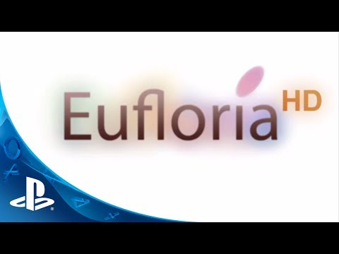 Eufloria HD -- Debut Trailer