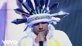 Jamiroquai - Little L (Top Of The Pops 2001)
