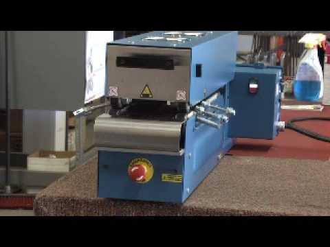 M175r Belt Conveyor Oven For Heat Shrinkable Process