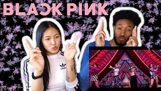 BLACKPINK - '뚜두뚜두 (DDU-DU DDU-DU)' MV | REACTION