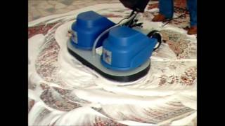manual carpet cleaning equipments